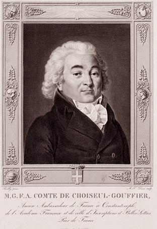 Augustas Šuazelis (pranc. Marie-Gabriel-Florent-Auguste de Choiseul-Gouffier)