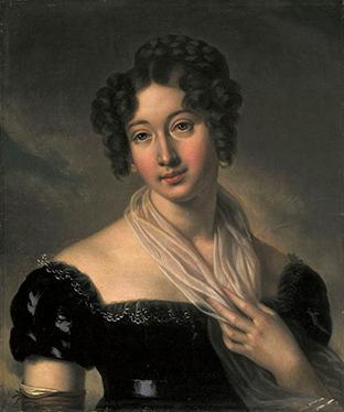 Tyzenhauzaitė de Šuazel-Gufjė Sofija Viktorija (pranc.Sophie de Choiseul-Gouffier, 1790 –1878)