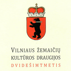 Vilniaus žemaičių kultūros draugija – savo veiklos ketvirtojo dešimtmečio kelyje